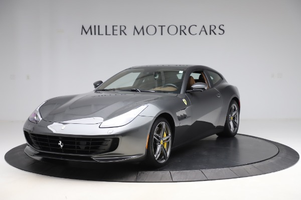 Used 2020 Ferrari GTC4Lusso for sale Call for price at McLaren Greenwich in Greenwich CT 06830 1
