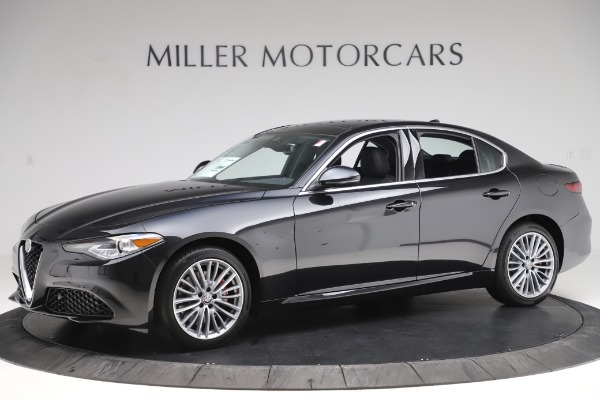 New 2020 Alfa Romeo Giulia Ti Lusso Q4 for sale $51,195 at McLaren Greenwich in Greenwich CT 06830 2