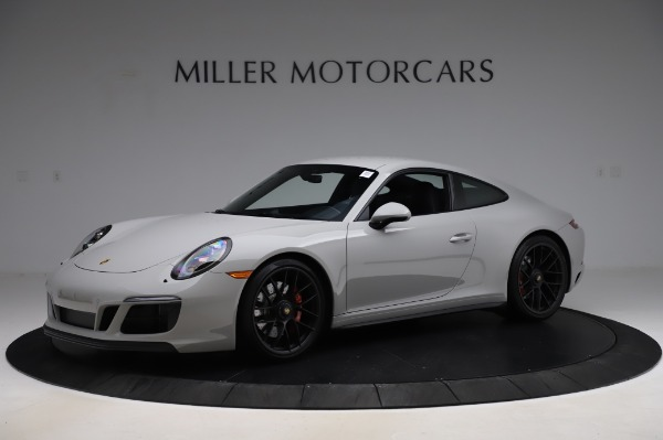 Used 2018 Porsche 911 Carrera GTS for sale Call for price at McLaren Greenwich in Greenwich CT 06830 2