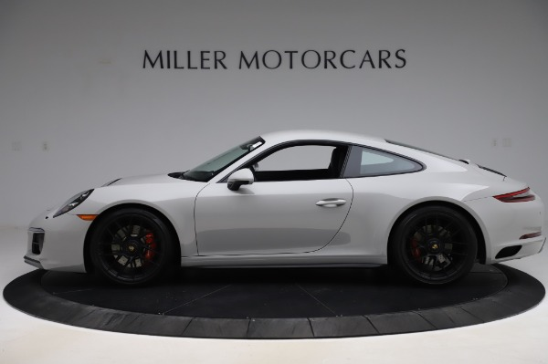Used 2018 Porsche 911 Carrera GTS for sale Call for price at McLaren Greenwich in Greenwich CT 06830 3