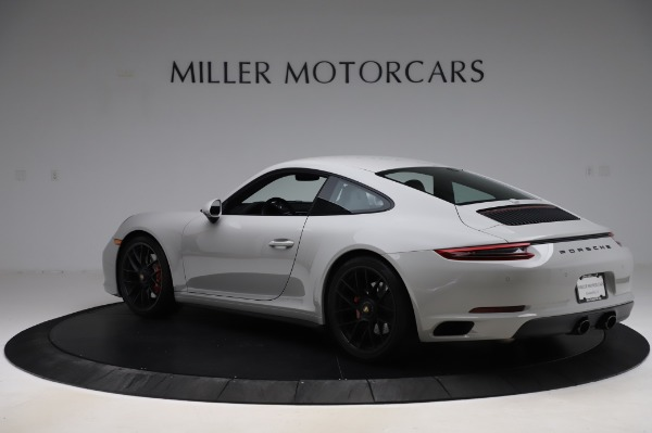 Used 2018 Porsche 911 Carrera GTS for sale Call for price at McLaren Greenwich in Greenwich CT 06830 4