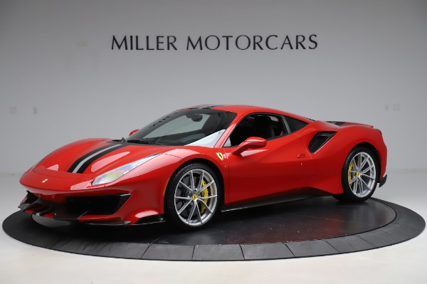 Used 2019 Ferrari 488 Pista for sale $447,900 at McLaren Greenwich in Greenwich CT 06830 2