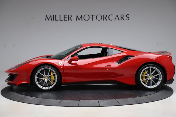 Used 2019 Ferrari 488 Pista for sale $447,900 at McLaren Greenwich in Greenwich CT 06830 3