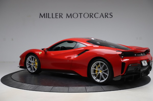 Used 2019 Ferrari 488 Pista for sale $447,900 at McLaren Greenwich in Greenwich CT 06830 4