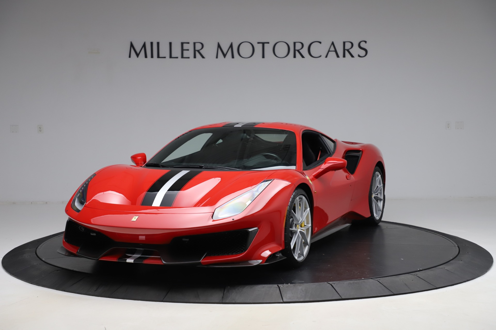 Used 2019 Ferrari 488 Pista for sale $447,900 at McLaren Greenwich in Greenwich CT 06830 1