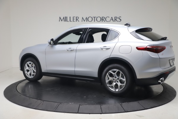 New 2020 Alfa Romeo Stelvio Q4 for sale Sold at McLaren Greenwich in Greenwich CT 06830 4