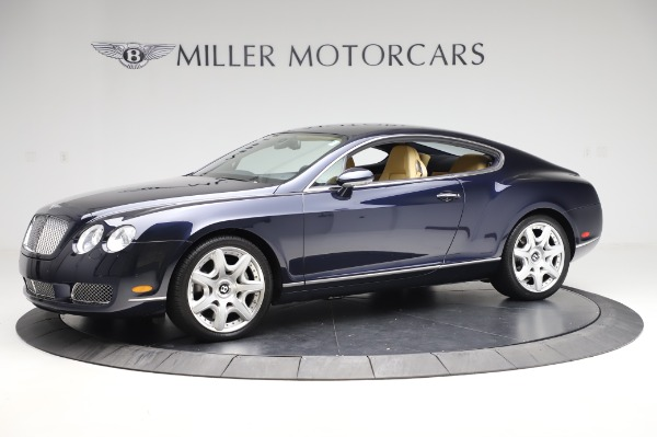 Used 2007 Bentley Continental GT GT for sale Sold at McLaren Greenwich in Greenwich CT 06830 2
