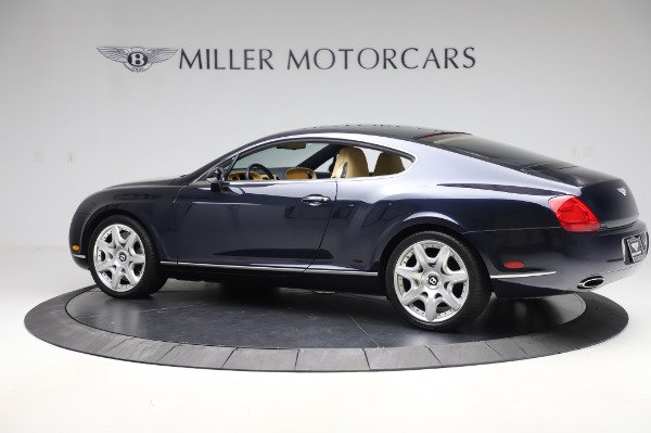 Used 2007 Bentley Continental GT GT for sale Sold at McLaren Greenwich in Greenwich CT 06830 4