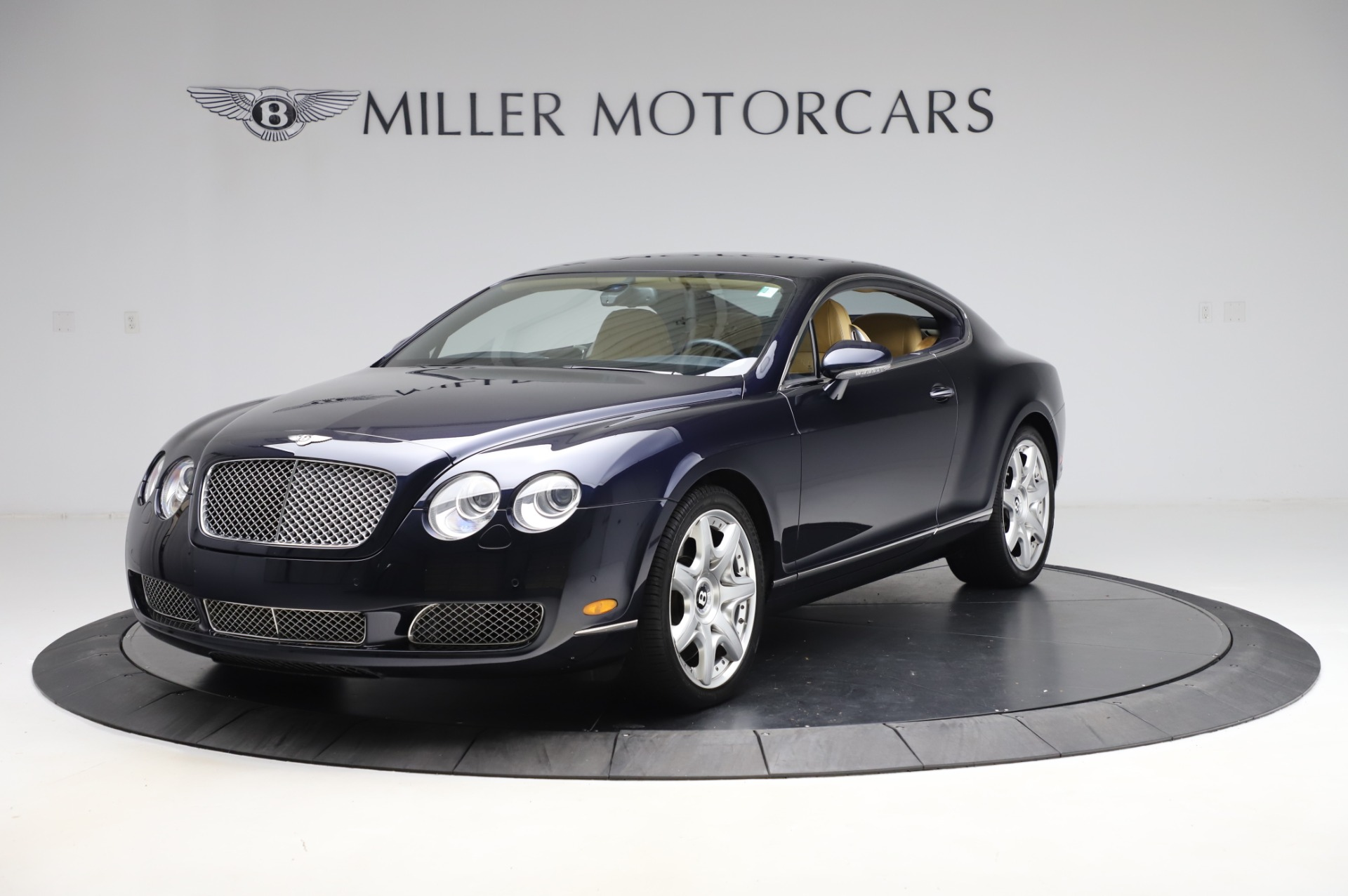 Used 2007 Bentley Continental GT GT for sale Sold at McLaren Greenwich in Greenwich CT 06830 1