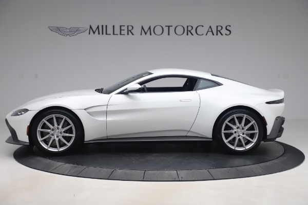 New 2020 Aston Martin Vantage for sale $181,781 at McLaren Greenwich in Greenwich CT 06830 2