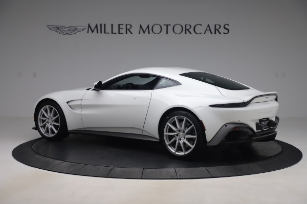 New 2020 Aston Martin Vantage for sale $181,781 at McLaren Greenwich in Greenwich CT 06830 3