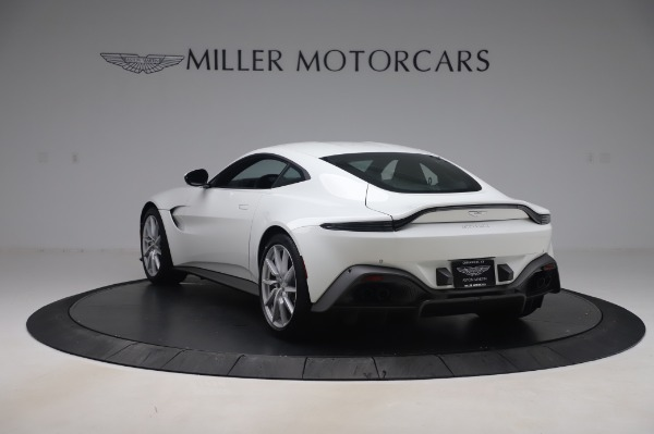 New 2020 Aston Martin Vantage for sale $181,781 at McLaren Greenwich in Greenwich CT 06830 4