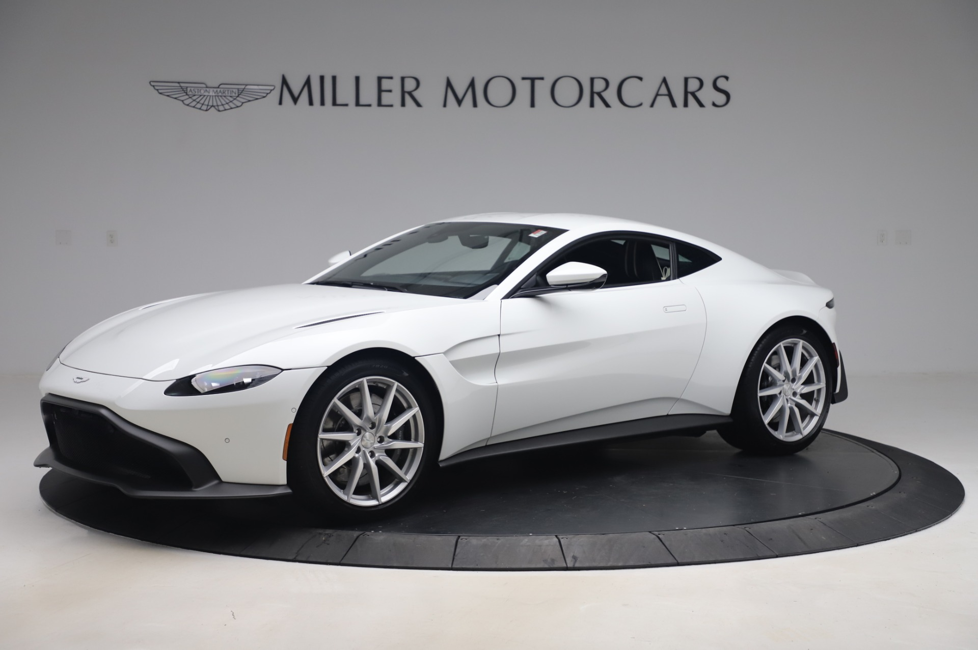 New 2020 Aston Martin Vantage for sale $181,781 at McLaren Greenwich in Greenwich CT 06830 1