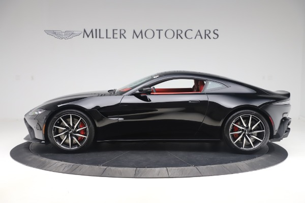 New 2020 Aston Martin Vantage Coupe for sale $185,181 at McLaren Greenwich in Greenwich CT 06830 2