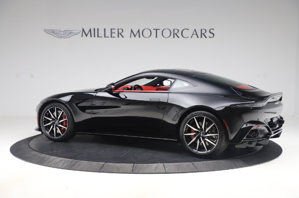 New 2020 Aston Martin Vantage for sale $185,181 at McLaren Greenwich in Greenwich CT 06830 3