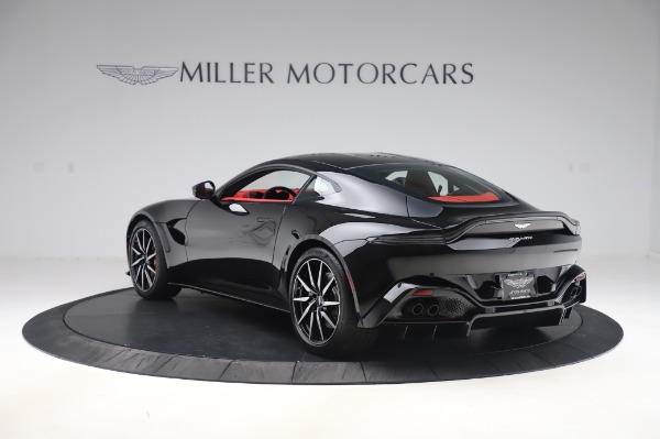 New 2020 Aston Martin Vantage Coupe for sale $185,181 at McLaren Greenwich in Greenwich CT 06830 4