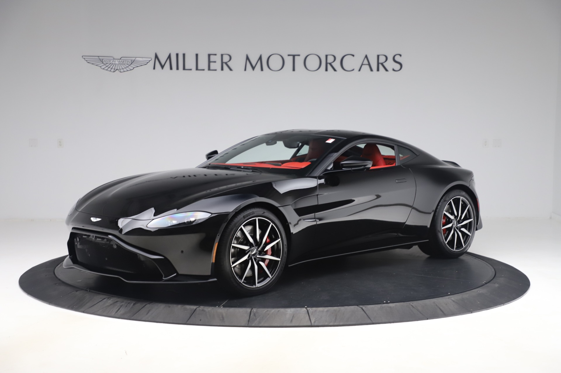 New 2020 Aston Martin Vantage Coupe for sale $185,181 at McLaren Greenwich in Greenwich CT 06830 1