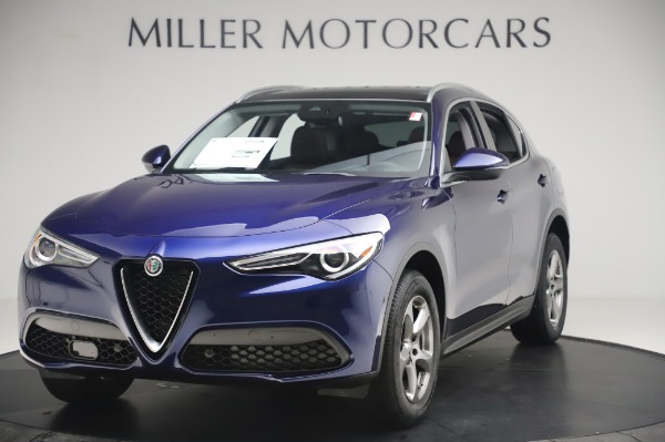New 2020 Alfa Romeo Stelvio Q4 for sale Sold at McLaren Greenwich in Greenwich CT 06830 1