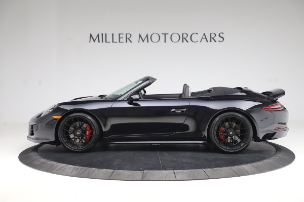 Used 2018 Porsche 911 Carrera 4 GTS for sale $137,900 at McLaren Greenwich in Greenwich CT 06830 2