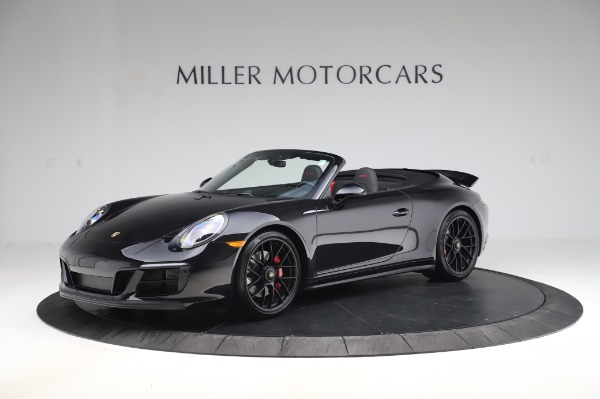 Used 2018 Porsche 911 Carrera 4 GTS for sale $137,900 at McLaren Greenwich in Greenwich CT 06830 1