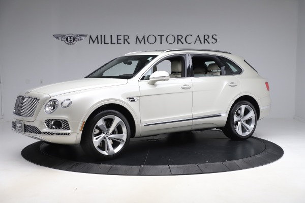 Used 2018 Bentley Bentayga Onyx Edition for sale Call for price at McLaren Greenwich in Greenwich CT 06830 2