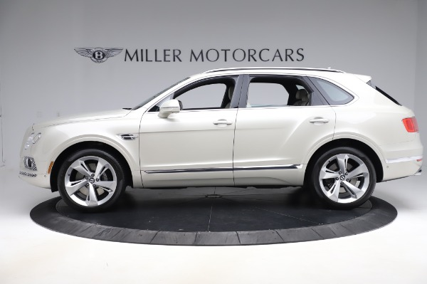 Used 2018 Bentley Bentayga Onyx Edition for sale Call for price at McLaren Greenwich in Greenwich CT 06830 3