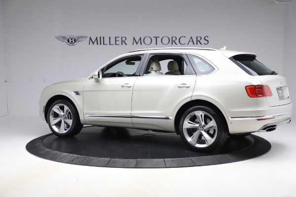 Used 2018 Bentley Bentayga Onyx Edition for sale Call for price at McLaren Greenwich in Greenwich CT 06830 4