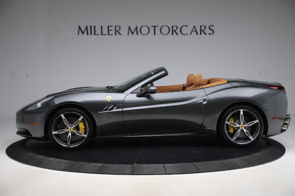 Used 2014 Ferrari California 30 for sale Call for price at McLaren Greenwich in Greenwich CT 06830 2