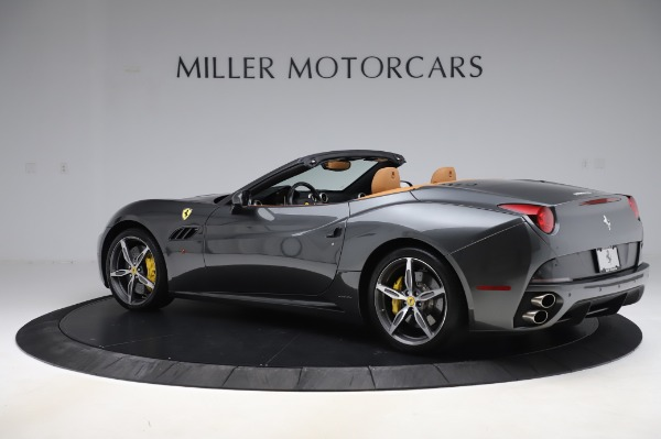 Used 2014 Ferrari California 30 for sale Call for price at McLaren Greenwich in Greenwich CT 06830 3