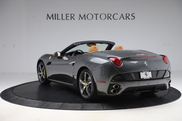 Used 2014 Ferrari California 30 for sale Call for price at McLaren Greenwich in Greenwich CT 06830 4