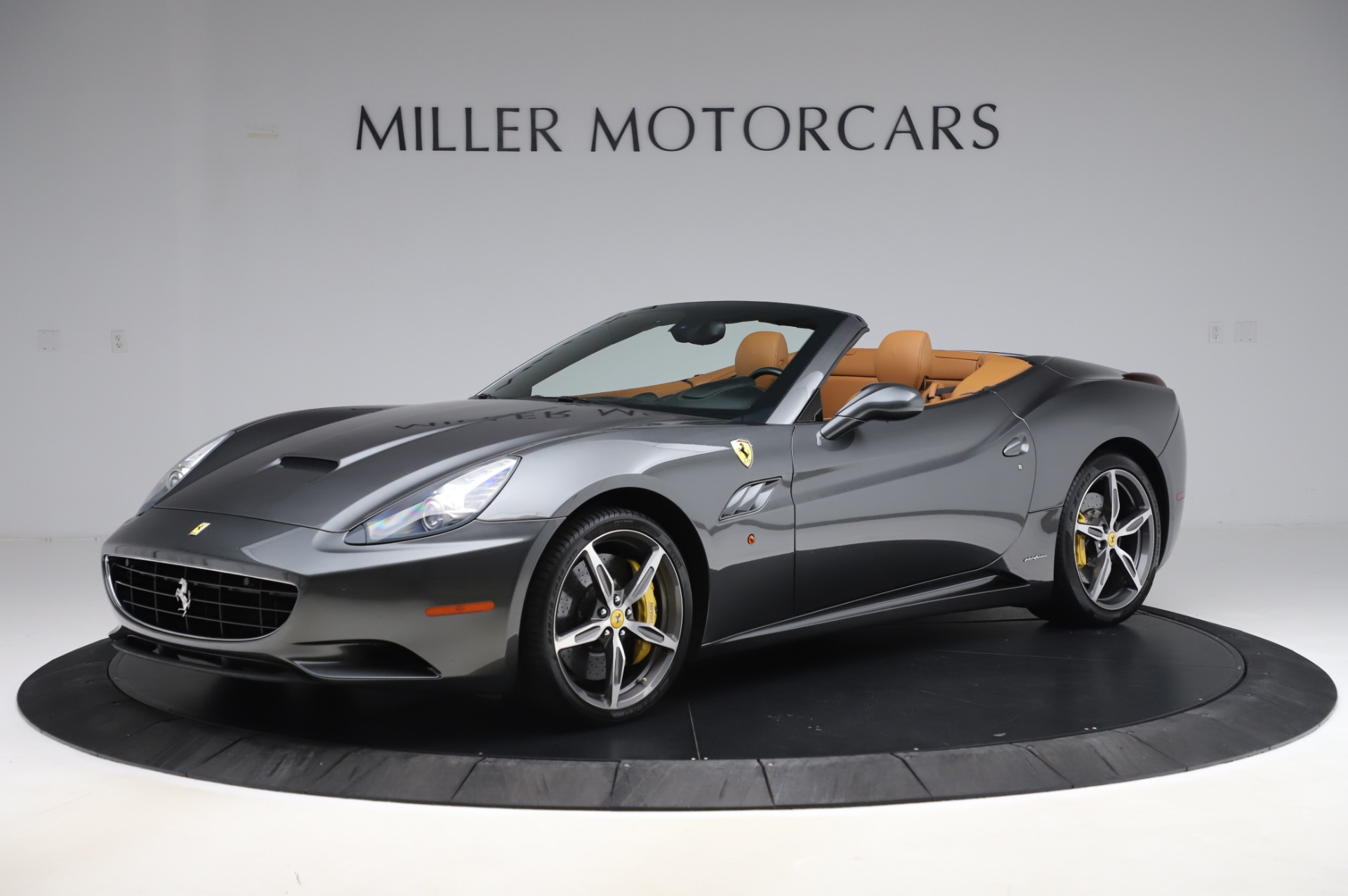 Used 2014 Ferrari California 30 for sale Call for price at McLaren Greenwich in Greenwich CT 06830 1