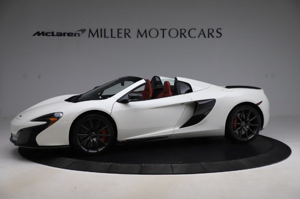 Used 2016 McLaren 650S Spider for sale Call for price at McLaren Greenwich in Greenwich CT 06830 2