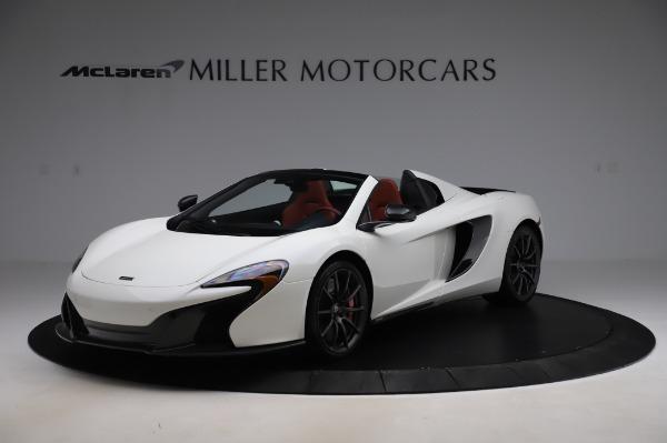 2016 McLaren 650S