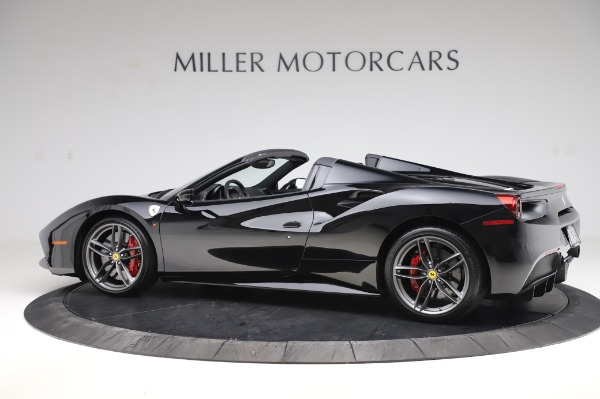 Used 2018 Ferrari 488 Spider for sale $289,900 at McLaren Greenwich in Greenwich CT 06830 4
