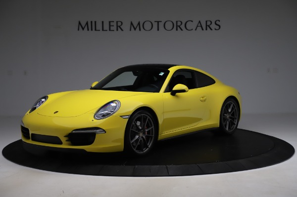 Used 2013 Porsche 911 Carrera 4S for sale $74,900 at McLaren Greenwich in Greenwich CT 06830 2