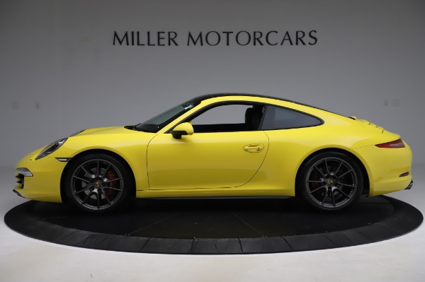 Used 2013 Porsche 911 Carrera 4S for sale $74,900 at McLaren Greenwich in Greenwich CT 06830 3