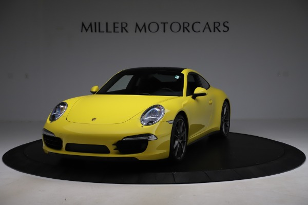 Used 2013 Porsche 911 Carrera 4S for sale $74,900 at McLaren Greenwich in Greenwich CT 06830 1