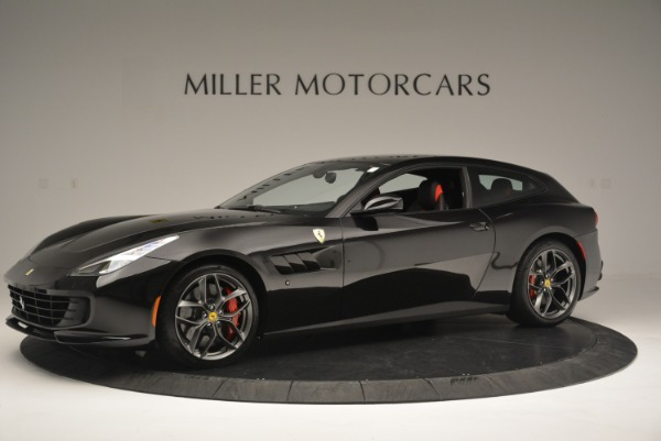 Used 2018 Ferrari GTC4Lusso T for sale Sold at McLaren Greenwich in Greenwich CT 06830 2