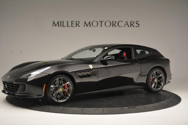 Used 2018 Ferrari GTC4Lusso T for sale $199,900 at McLaren Greenwich in Greenwich CT 06830 2