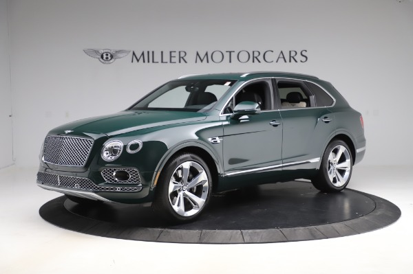 New 2020 Bentley Bentayga V8 for sale $189,900 at McLaren Greenwich in Greenwich CT 06830 2