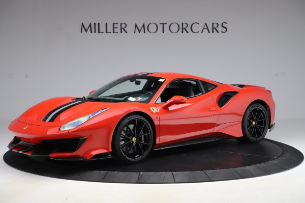 Used 2020 Ferrari 488 Pista for sale $439,900 at McLaren Greenwich in Greenwich CT 06830 2