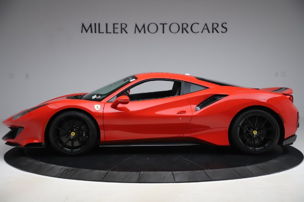 Used 2020 Ferrari 488 Pista for sale $439,900 at McLaren Greenwich in Greenwich CT 06830 3
