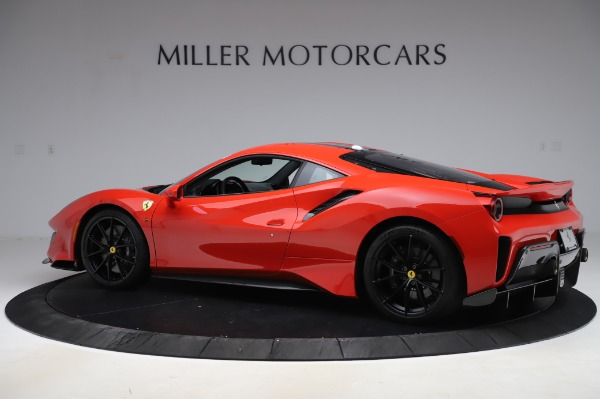 Used 2020 Ferrari 488 Pista for sale $439,900 at McLaren Greenwich in Greenwich CT 06830 4