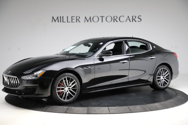New 2020 Maserati Ghibli S Q4 for sale $84,104 at McLaren Greenwich in Greenwich CT 06830 2