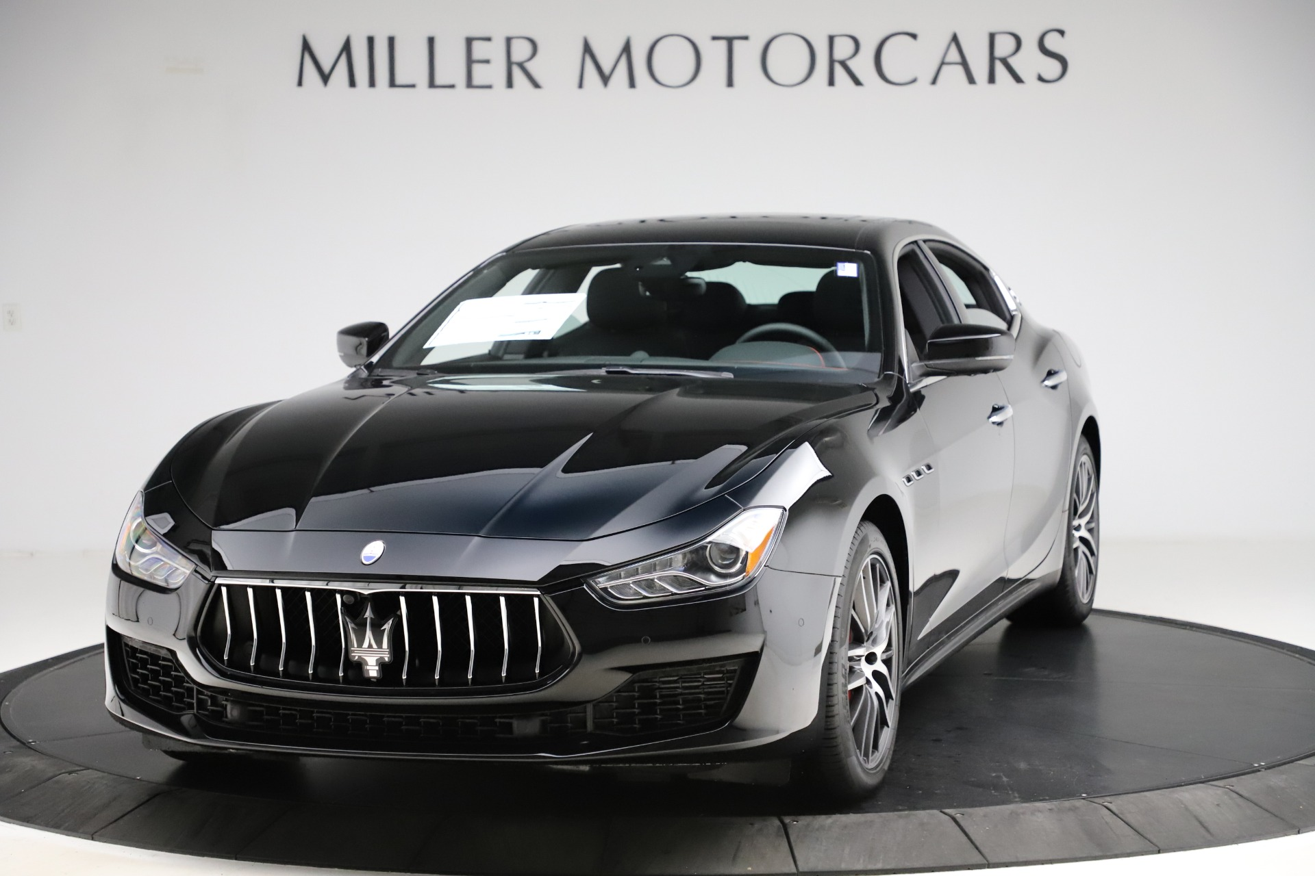 New 2020 Maserati Ghibli S Q4 for sale $84,104 at McLaren Greenwich in Greenwich CT 06830 1