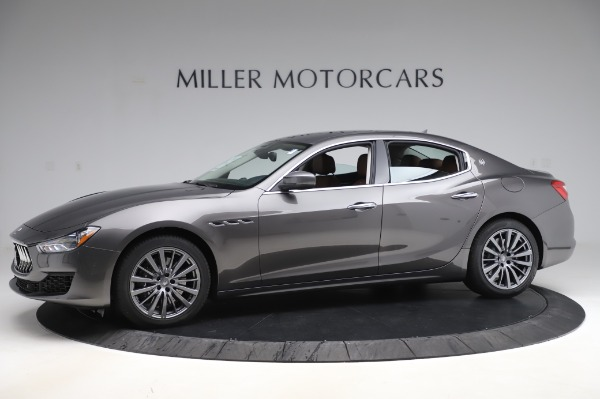 New 2020 Maserati Ghibli S Q4 for sale $83,785 at McLaren Greenwich in Greenwich CT 06830 2