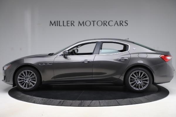 New 2020 Maserati Ghibli S Q4 for sale $83,785 at McLaren Greenwich in Greenwich CT 06830 3