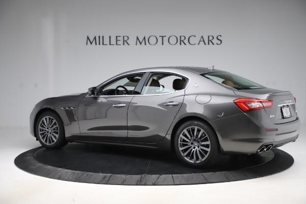 New 2020 Maserati Ghibli S Q4 for sale $83,785 at McLaren Greenwich in Greenwich CT 06830 4