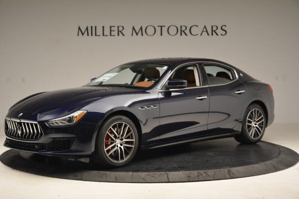 New 2020 Maserati Ghibli S Q4 for sale $87,835 at McLaren Greenwich in Greenwich CT 06830 2