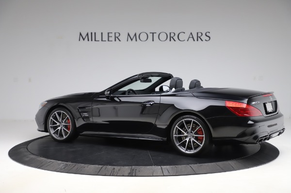 Used 2018 Mercedes-Benz SL-Class AMG SL 63 for sale Sold at McLaren Greenwich in Greenwich CT 06830 3